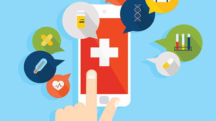 Representative image of Mobile Health