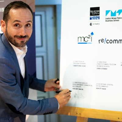 Mc2i Groupe and Recommerce Group sponsor promotions 2019/2022