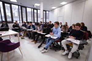 salle pedagogique etudiant