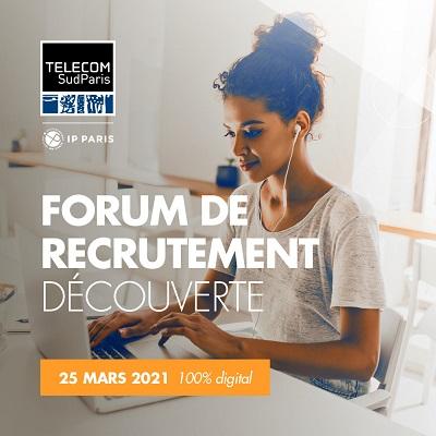 Discovery Recruitment forum