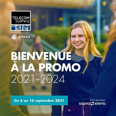 2021 school year at Telecom SudParis