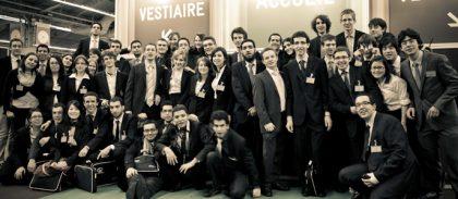 Equipe d'organisaiton de Forum des Télécom 2011