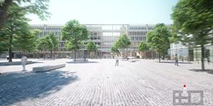 L'Ecole prépare son implantation à Palaiseau