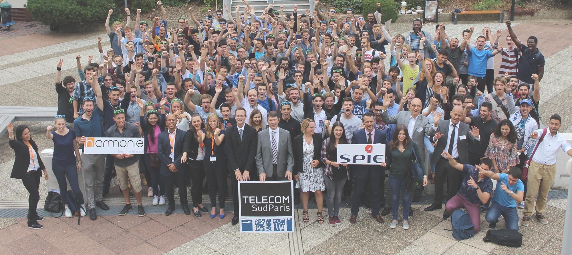 Pour intégrer Télécom SudParis, une multitude de portes d'entrée