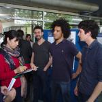présenttation projet étudiants 2016 échange avec jury