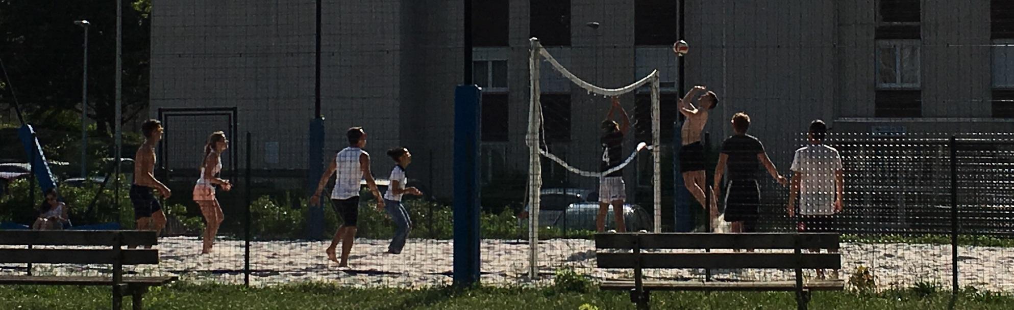 Le sport sur le campus