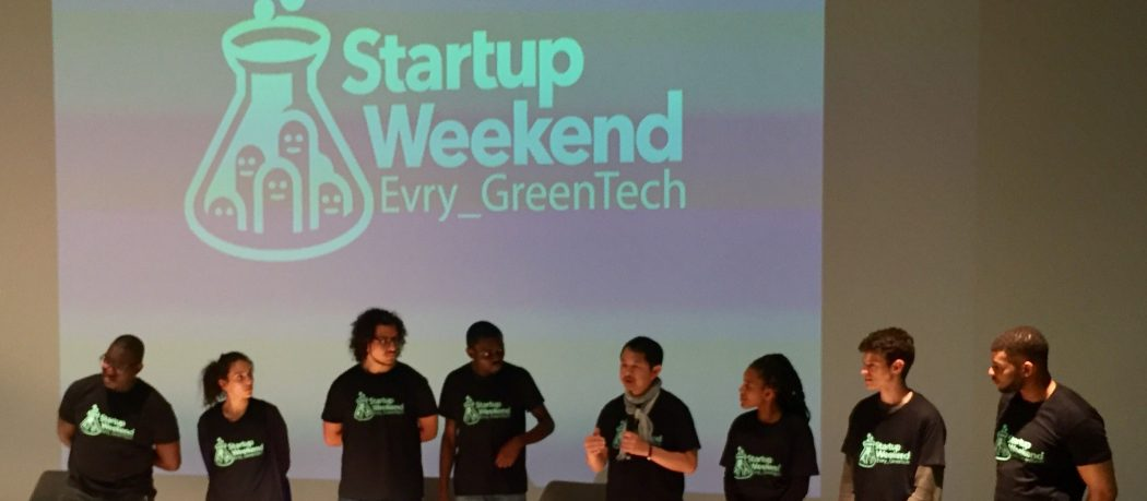 Start-Up week end organisé par l'incubateur