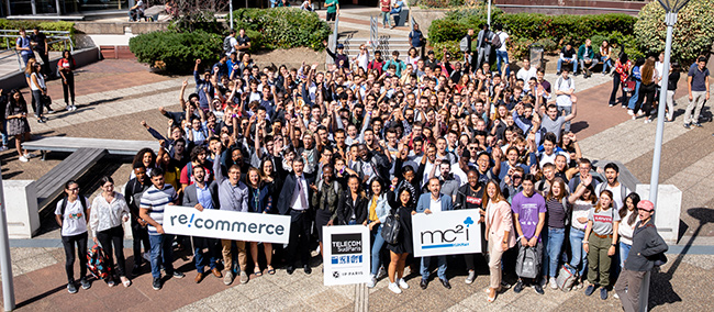Photo de promotion MC2I et ReCommerce