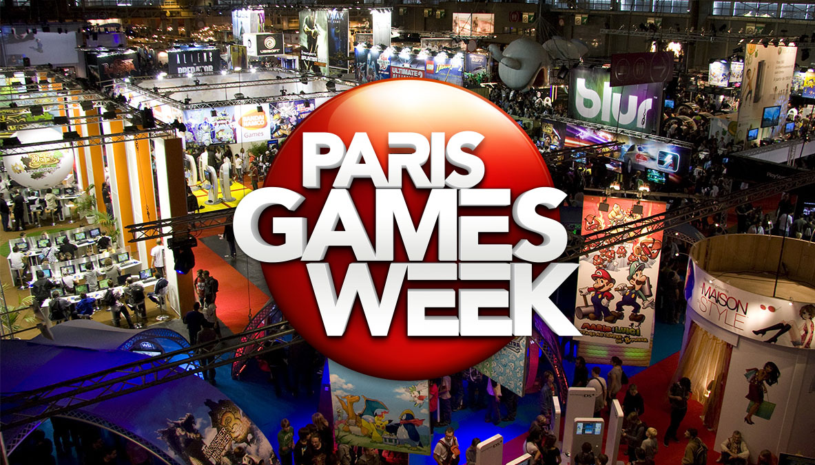 Image de la Paris Games Week 2017