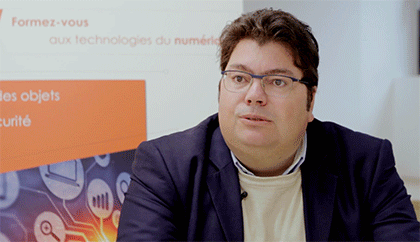 Interview de Marc Girot Genet sur l'IoT