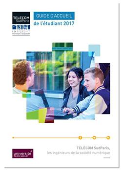 couverture guide de l'étudiant