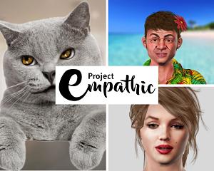 Empathic est un logiciel en développement de coach virtuel.