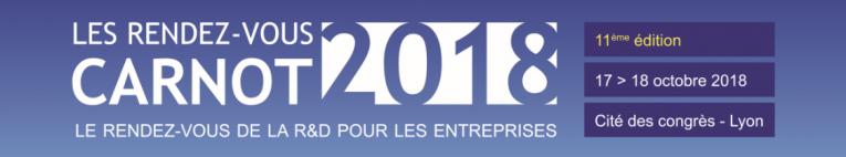 Logo des Rendez-Vous Carnot 2018