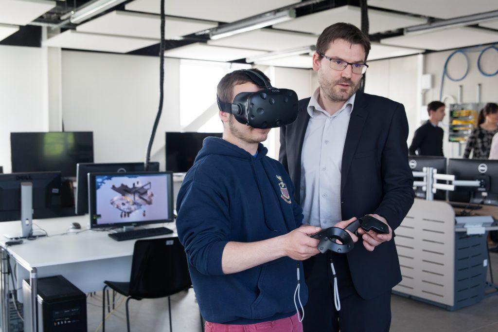 réalité virtuelle réalité augmentée et données multimédia.