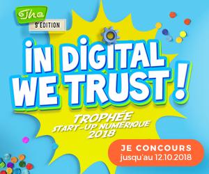 Lancement 9e édition du Trophée Start-up Numérique