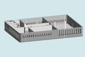 Rénovation de l'ancienne médiathèque