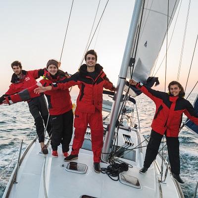 4 matelots plein d'énergie 9