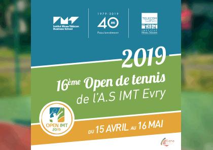 Affiche open IMT 2019 Télécom SudParis