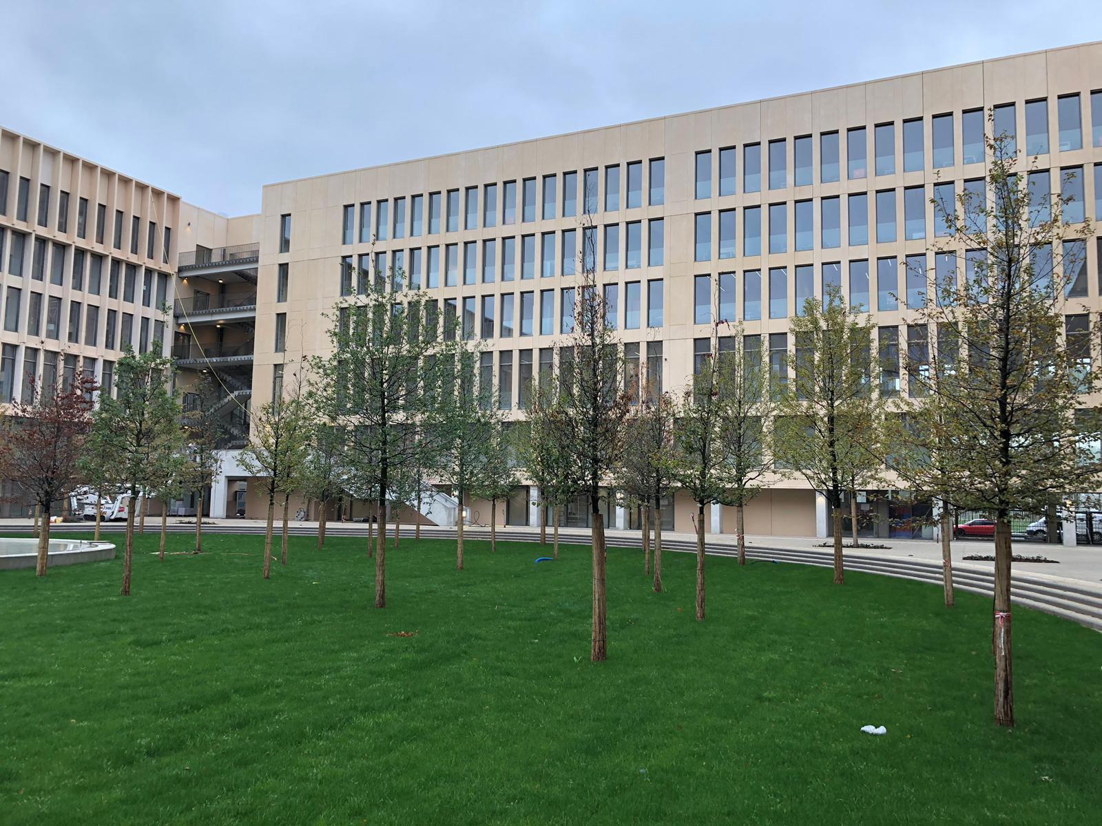 La Direction générale de l'IMT, Télécom Paris et une partie de Télécom SudParis s'installent à Palaiseau