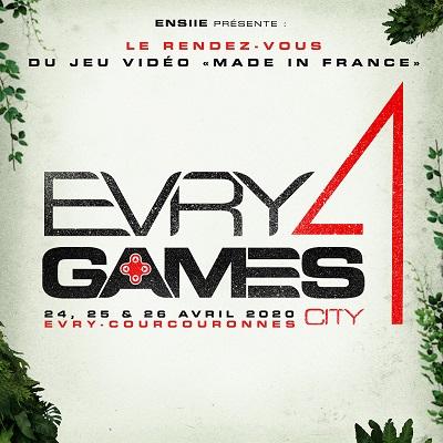 Evry Games City