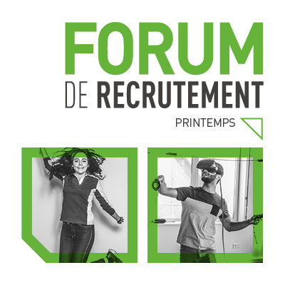 Forum de recrutement de Printemps