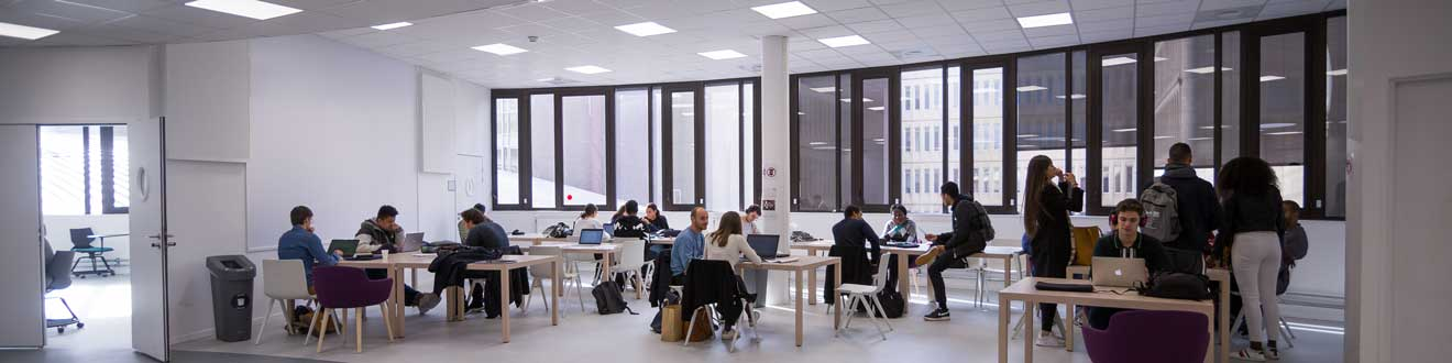 salle de co-working nova