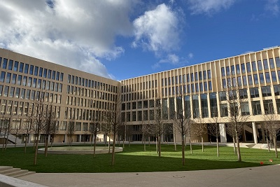 Le campus de Palaiseau