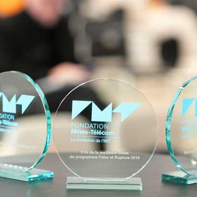 Prix de thèse de la Fondation Mines-Télécom