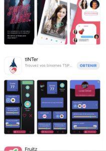 Application maison TINTer