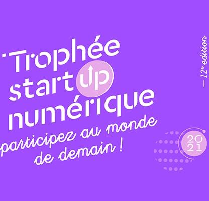 trophée startup numérique