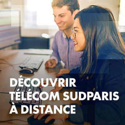 Découvrir Télécom SudParis à distance : forums virtuels, vidéos, témoignages, plaquettes,…