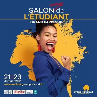 Salons des étudiants et des apprentis Grand Paris Sud