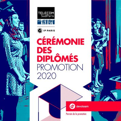 Remise des diplômes Promotion 2020