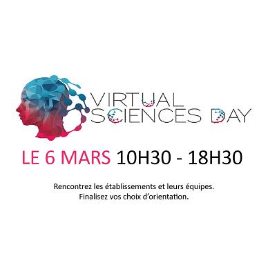 Virtual Sciences Day