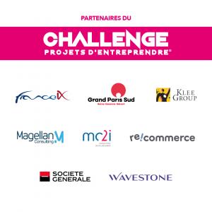 Challenge Projets d'Entreprendre
