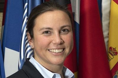 Entretien avec Elodie Viau : «Dans la conquête spatiale, nous devons aller vite»