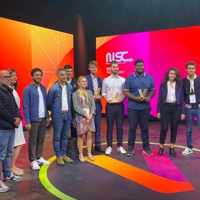 VocaCoach remporte le Prix coup de cœur au Next Startupper Challenge à VivaTech